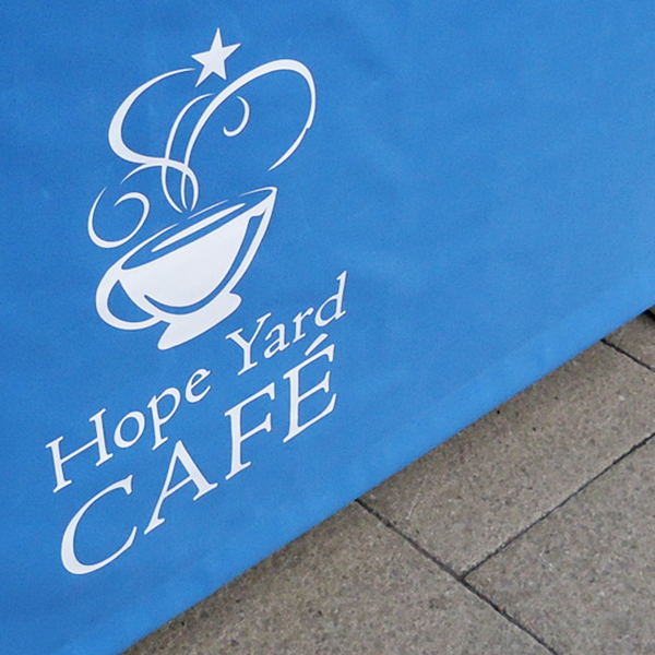 logo design for cafe in selby
